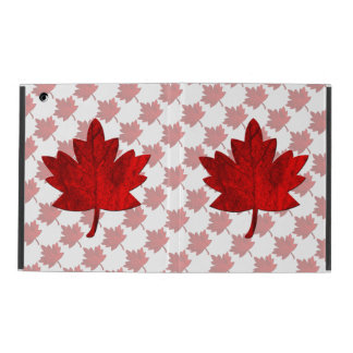 Canada-Maple Leaf by Shirley Taylor iPad Cover