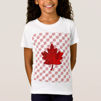 Canada-Maple Leaf by Shirley Taylor T-Shirt