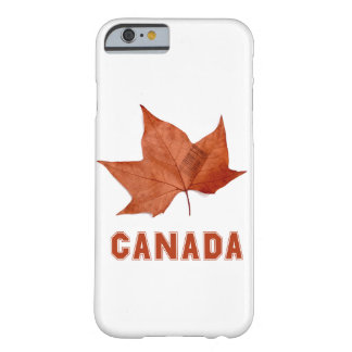 Canada Maple Leaf Case for iPhone 6 Barely There iPhone 6 Case