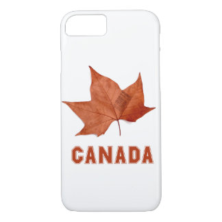 Canada Maple Leaf Case for iPhone 7