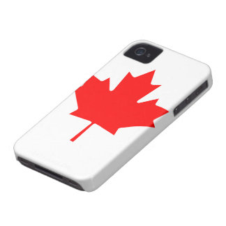 Canada Maple Leaf iPhone 4 Cover