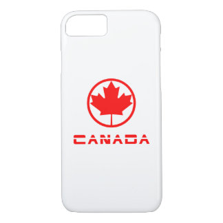 Canada Maple Leaf iPhone 7 Case