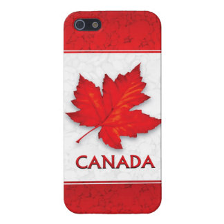 Canada Maple Leaf iPhone 5/5S Cases