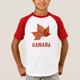 Canada Maple Leaf Kid's Apparel T-Shirt