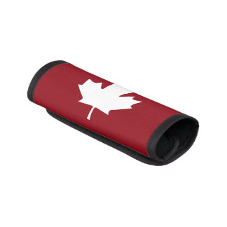 Canada Maple Leaf Luggage Handle Wrap