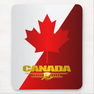 Canada Maple Leaf Mouse Pad