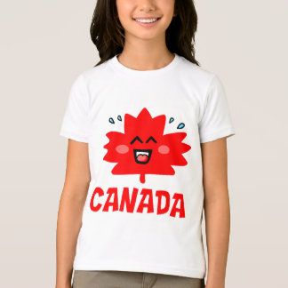 Canada Maple Leaf T-Shirt