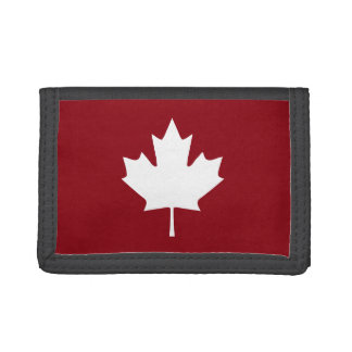 Canada Maple Leaf Wallet