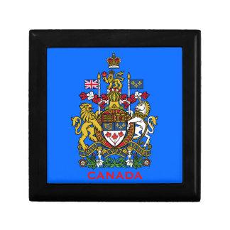Canada* Men's Jewelry Box
