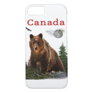 Canada merchansdise iPhone 8/7 case