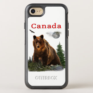 Canada merchansdise OtterBox symmetry iPhone 8/7 case