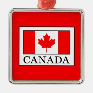 Canada Metal Ornament