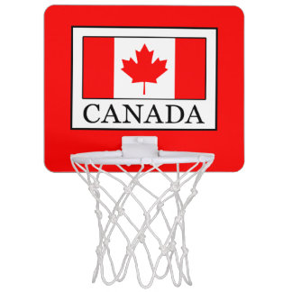 Canada Mini Basketball Hoop