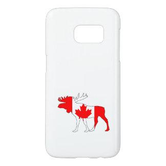 Canada Moose Samsung Galaxy S7 Case