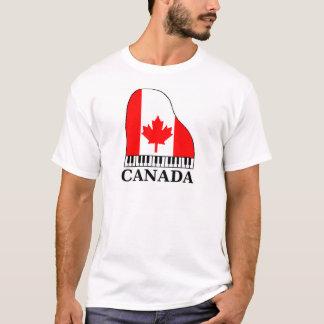 Canada Music T-Shirt