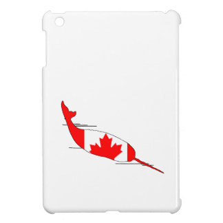 Canada Narwhal Case For The iPad Mini