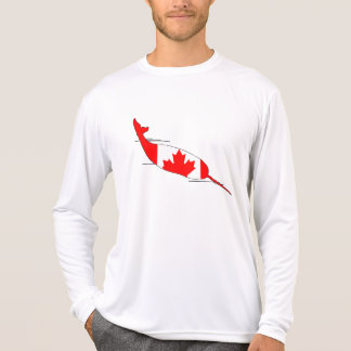 Canada Narwhal T-Shirt