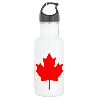 Canada National World Flag 532 Ml Water Bottle