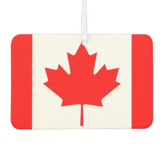 Canada National World Flag Car Air Freshener