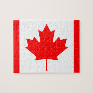 Canada National World Flag Puzzles
