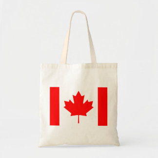 Canada National World Flag Tote Bag