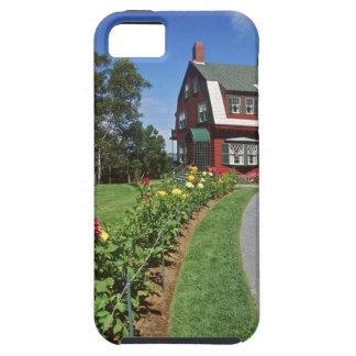 Canada, New Brunswick, Campobello Island. 2 iPhone 5 Cases