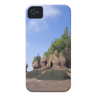 Canada, New Brunswick, Hopewell Cape, Bay of iPhone 4 Cases