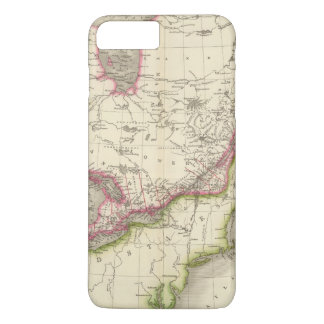 Canada, New Brusnwick, and Nova Scotia iPhone 7 Plus Case