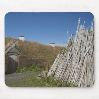 Canada, Newfoundland and Labrador, L'Anse Aux 2 Mouse Pad