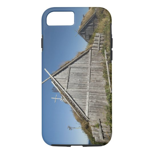 Canada, Newfoundland and Labrador, L'Anse Aux 3 iPhone 8/7 Case