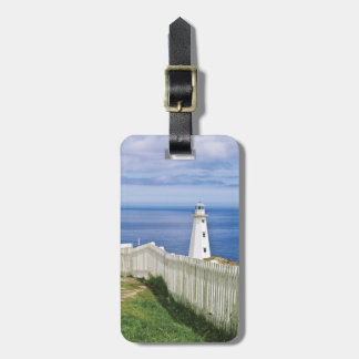 Canada, Newfoundland, Cape Spear National 2 Luggage Tag
