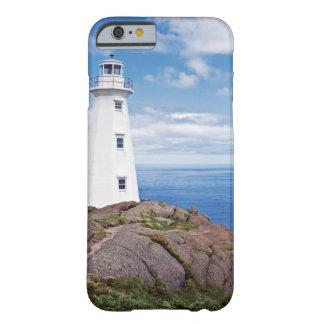 Canada, Newfoundland, Cape Spear National Barely There iPhone 6 Case