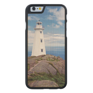 Canada, Newfoundland, Cape Spear National Carved® Maple iPhone 6 Slim Case