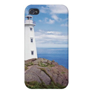 Canada, Newfoundland, Cape Spear National Case For iPhone 4