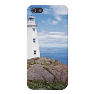Canada, Newfoundland, Cape Spear National iPhone 5 Cover