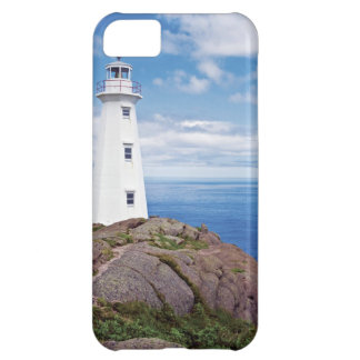 Canada, Newfoundland, Cape Spear National iPhone 5C Covers
