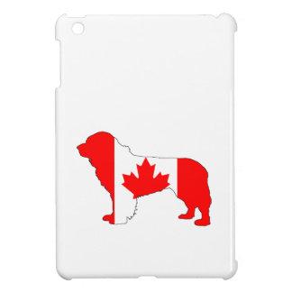 Canada Newfoundland Dog iPad Mini Cover