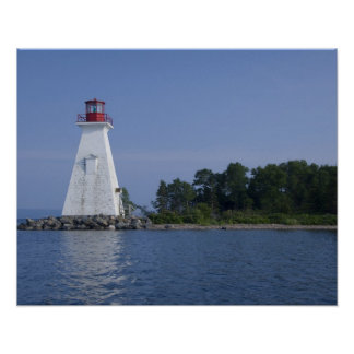 Canada, Nova Scotia, Cape Breton Island, Poster