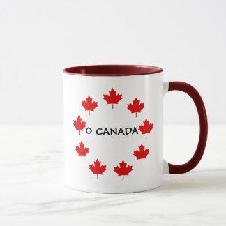 CANADA O CANADA MUG