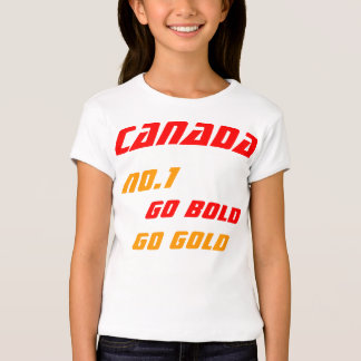 Canada Olympics t-shirts