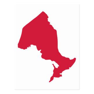 Canada - Ontario Postcard