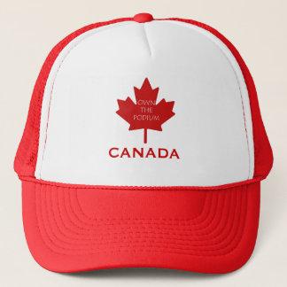 Canada Own The Podium2 Trucker Hat