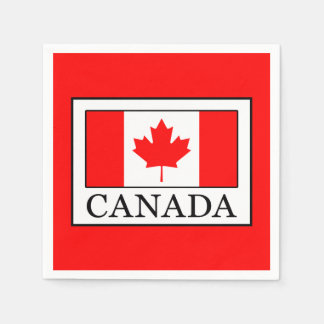 Canada Paper Napkins