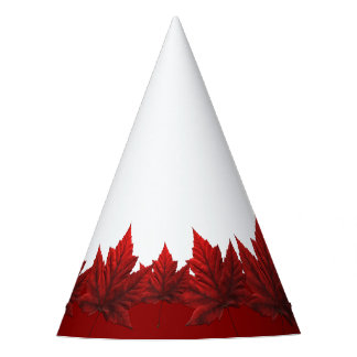 Canada Party Hats
