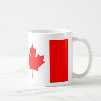 Canada Patriotic the Canadian flag Coffee Mugs