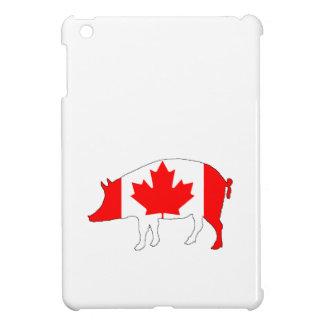 Canada Pig Cover For The iPad Mini