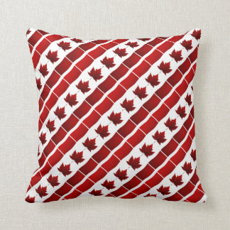 Canada Pillow Canadian Flag Souvenir Pillow
