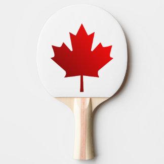 CANADA PING PONG PADDLE