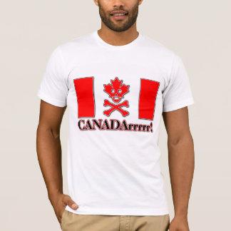 Canada Pirate Canadarrr! Shirt Canadian Pride
