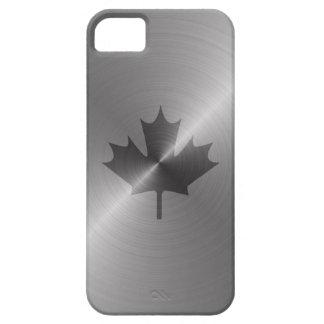 Canada Platinum Maple Leaf iPhone 5 Covers